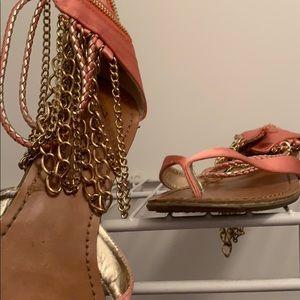 Bangled sandals